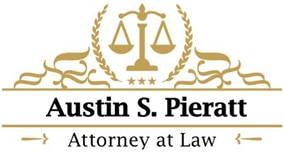 Personal Injury Attorney: Oklahoma City & Norman, OK: Austin S. Pieratt Esq. Logo
